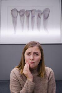 Dents sensibles: causes courantes et solutions